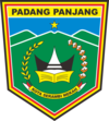 Official logo of Kota Padang Panjang