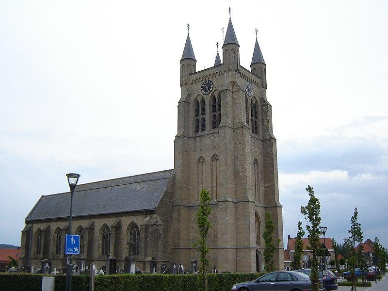Bestand:Loker - Sint-Petruskerk 1.jpg