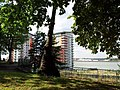 London-Woolwich, St Mary's Gardens, view from belvedere 2.jpg