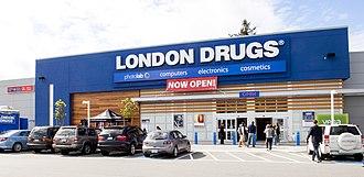 London Drugs - London Drugs Store 85 in Abbotsford, British Columbia