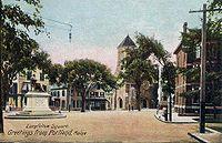 Longfellow Square, Portland, ME