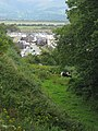 Looking towards Porthmadog Harbour - panoramio.jpg