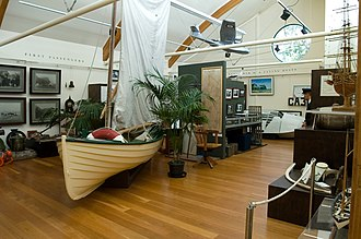 Lord Howe Island - Lord Howe Island Maritime Museum and Information Centre
