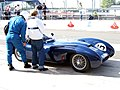Lotus MkIX Silverstone pit.jpg