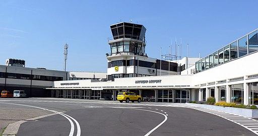 Luchthavengebouw Antwerpen-Deurne