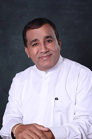 Lucky Jayawardena - Hon.Lucky Jayawardane MP