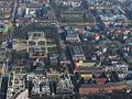 Luftbild Kulturdenkmal-Ensemble Brienner Str München Königsplatz li Karolinenplatz re Bildmitte - Foto Wolfgang Pehlemann DSCN2431.jpg