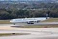 Lufthansa A340-300 at Tampa, March 2016.jpg