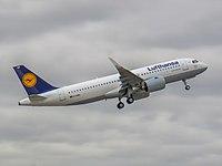 D-AINA - A20N - Lufthansa