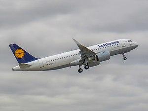 Airbus A320neo family - Lufthansa Airbus A320neo