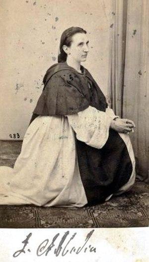 Luigia Abbadia - Luigia Abbadia