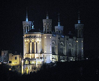 minor basilica in Lyon