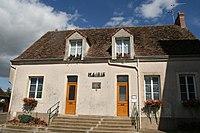 Mézières-sur-Ponthouin - mairie.JPG