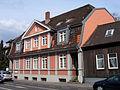 Mühlenstraße 25, Celle, hier wohnte Dr. Julius von der Wall, Flucht 1939 Holland, deportiert, ermordet in Auschwitz, Else geb. Lang, Paula Strupp, Theresienstadt, I.jpg
