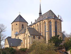 Mönchengladbach - Mönchengladbach Minster