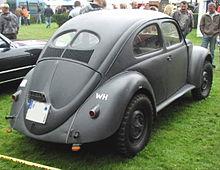 Volkswagen Kübelwagen - Wikipedia