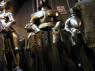 Battle of Obertyn - showing that it's three-quarter armour