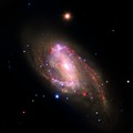 M 66 by Spitzer.tif