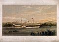 Ma Robert, D. Livingstone's steam boat on which he explored Wellcome V0018833.jpg
