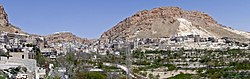Owerview of Maaloula