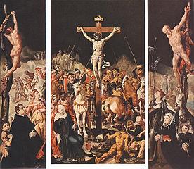 Calvary (Triptych)