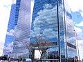 Madrid - CTBA, Torre de Cristal y Torre Espacio 21.jpg