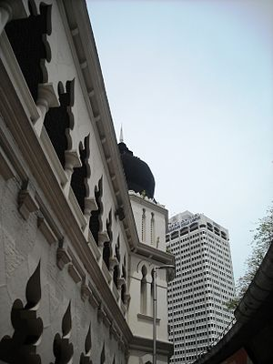 Judiciary of Malaysia - Magistrates' Courts and Sessions Courts in Kuala Lumpur