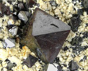 Magnetite - Image: Magnetite 278427