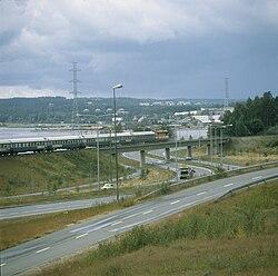 Suomen Moottoritieverkko Wikipedia