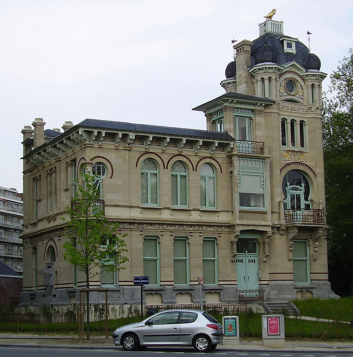 Spa Villa Chateau Elan
