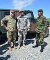 Major General Charles Gable visits Alabama Army National Guard Engineers in Romania 170607-A-CS119-003.jpg