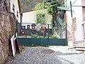 Malá Chuchle, Zbraslavská 45-47, vrata.jpg