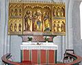 Malling Kirke Altertavle.jpg