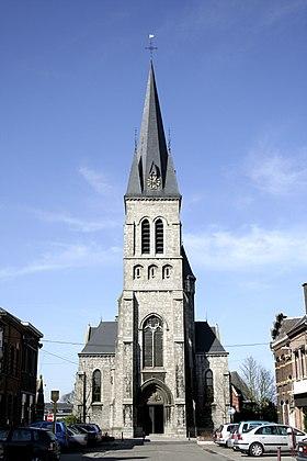 Église Saintes-Catherine-et-Philomène.