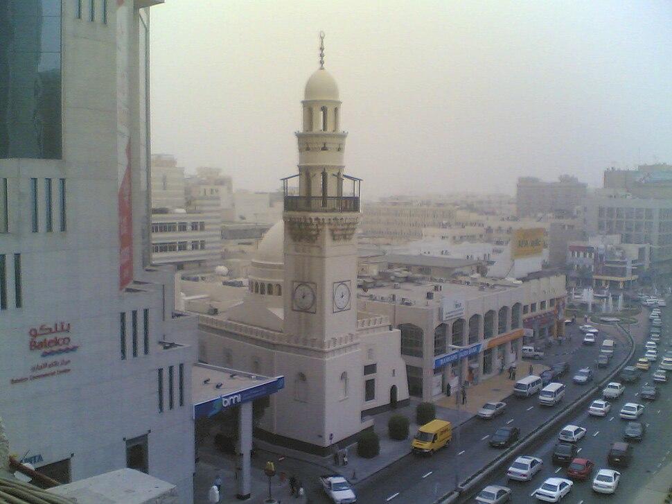 Manama Fog