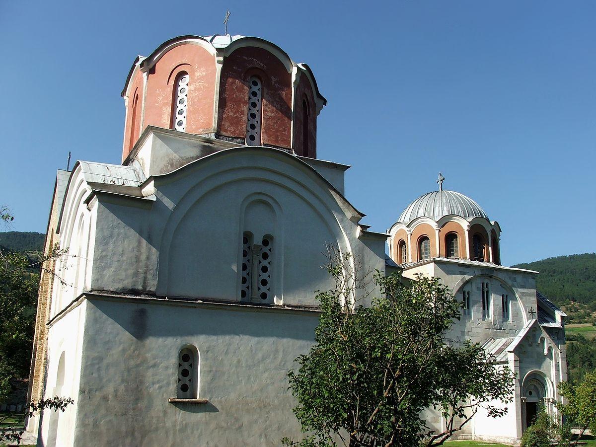 architecture serbobyzantine � wikip233dia