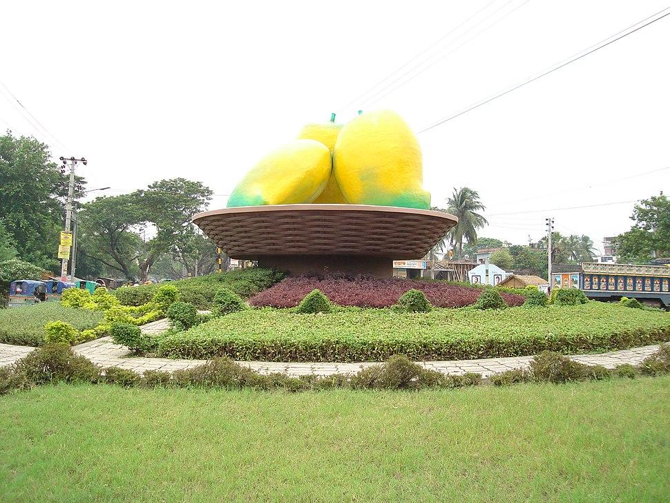 Mango round about
