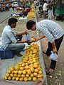 Mango vending at hyderabad.jpg