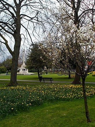 Manor Park, Sutton - Manor Park