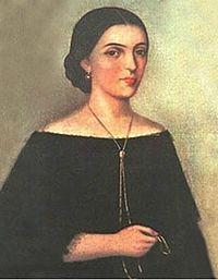 Manuela Saenz mulher latino americana