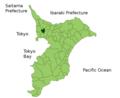 Map Kamagaya en.png