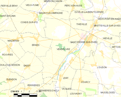 Map commune FR insee code 14735.png