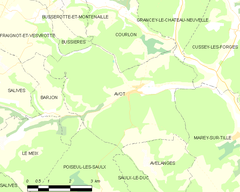 Map commune FR insee code 21041.png