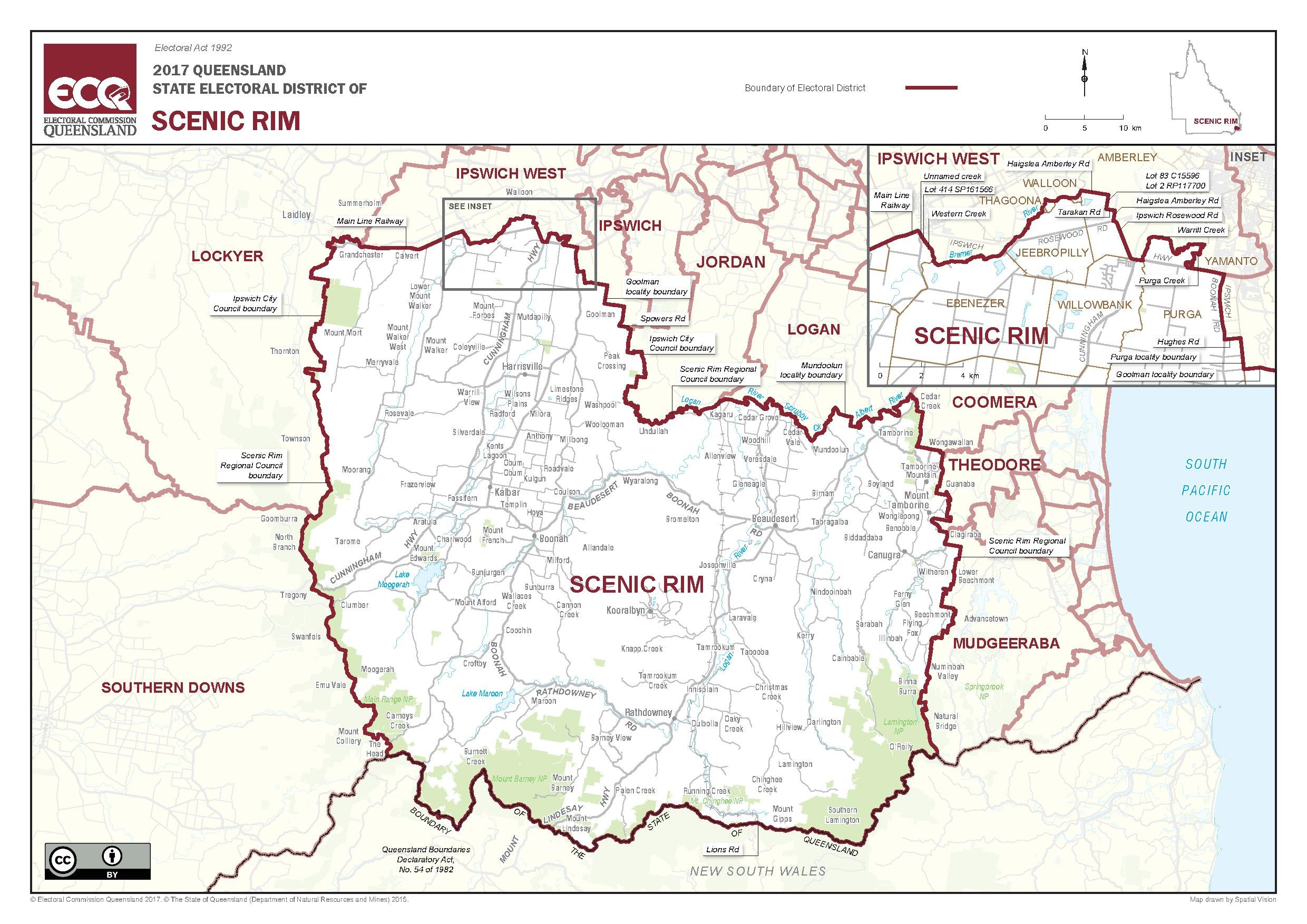 Filemap of the electoral district of scenic rim 2017pdf filemap of the electoral district of scenic rim 2017pdf gumiabroncs Gallery