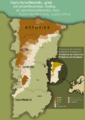 Mapa de la estensión de la llingua asturiana-lleonesa2.png