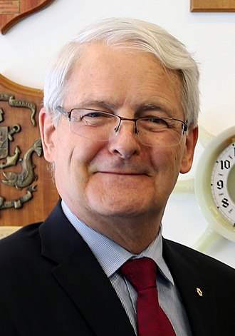 Minister of Transport (Canada) - Image: Marc Garneau 2018 (42748534304) (cropped)
