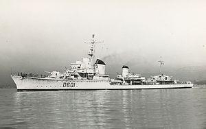 German destroyer Z31 - Image: Marceau