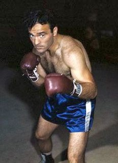 Marcel Cerdan French boxer