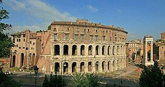 Marcellus theater Rome