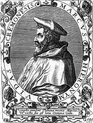 1527 in poetry - Marco Girolamo Vida